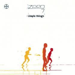 Disco 'Simple Things' (2001) al que pertenece la canción 'This World'