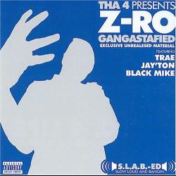Disco 'Gangstafied' (2003) al que pertenece la canción 'Never Take Me Alive'