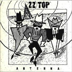 Disco 'Antenna' (1994) al que pertenece la canción 'Fuzzbox Voodoo'