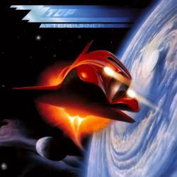 Disco 'Afterburner' (1985) al que pertenece la canción 'Stages'