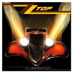 Disco 'Eliminator' (1983) al que pertenece la canción 'If I Could Only Flag Her Down'