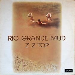 Disco 'Rio Grande Mud' (1972) al que pertenece la canción 'Chevrolet'