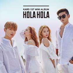 Disco 'HOLA HOLA - EP' (2017) al que pertenece la canción 'Hola Hola'