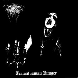 Disco 'Transilvanian Hunger' (1994) al que pertenece la canción 'Transilvanian Hunger'