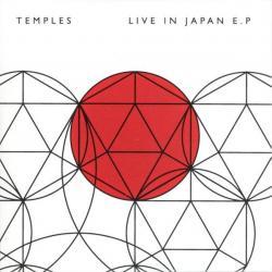 Disco 'Live in Japan E.P.' (2014) al que pertenece la canción 'Prisms'