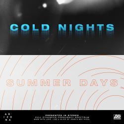 Disco 'COLD NIGHTS // SUMMER DAYS' (2018) al que pertenece la canción 'Freaking Out'