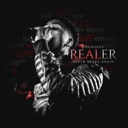 Disco 'Realer' (2018) al que pertenece la canción 'Beam Effect'