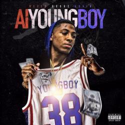 Disco 'AI YoungBoy' (2017) al que pertenece la canción 'Dark Into Light'