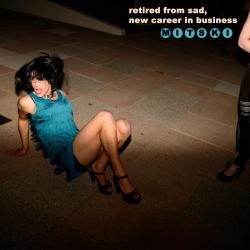 Disco 'Retired from Sad, New Career in Business' (2013) al que pertenece la canción 'Strawberry Blond'