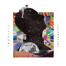 Disco 'Corazonada' (2018) al que pertenece la canción 'Luz azul'