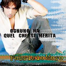 Disco 'Ognuno ha quel che si merita' (2005) al que pertenece la canción 'Non Essere Arrabbiata'