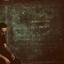 Disco 'Mr. Misunderstood' (2015) al que pertenece la canción 'Mixed Drinks About Feelings'