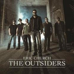 Disco 'The Outsiders' (2014) al que pertenece la canción 'Like A Wrecking Ball'