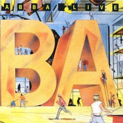 Disco 'ABBA Live' (1986) al que pertenece la canción 'SuperTrouper'