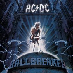 Disco 'Ballbreaker' (1995) al que pertenece la canción 'Boogie Man'
