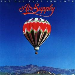 Disco 'The One That You Love' (1981) al que pertenece la canción 'Here I Am'