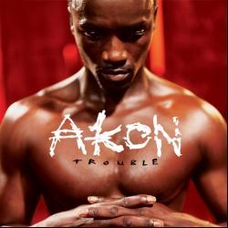 Disco 'Trouble' (2004) al que pertenece la canción 'Bananza (Belly Dancer)'