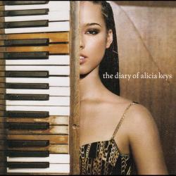 Disco 'The Diary of Alicia Keys' (2003) al que pertenece la canción 'Feeling U Feeling Me'