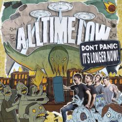 Disco 'Don't Panic: It's Longer Now!' (2013) al que pertenece la canción 'To Live And Let Go'