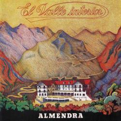 Disco 'El valle interior' (1980) al que pertenece la canción 'El fantasma de la buana suerte'
