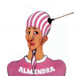 Muchacha (ojos de papel) - Almendra | Almendra