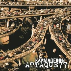 Disco 'Karmagedón' (2007) al que pertenece la canción 'Chance'