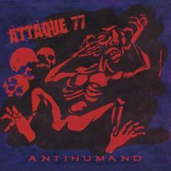 Disco 'Antihumano' (2003) al que pertenece la canción 'Los Buenos Deseos'