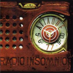 Caballito De Hierro - Attaque 77   Radio Insomnio