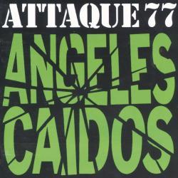 Disco 'Ángeles Caídos' (1992) al que pertenece la canción 'Angeles Caidos'