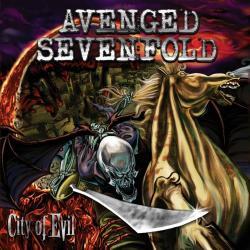 Disco 'City Of Evil' (2005) al que pertenece la canción 'Betrayed'