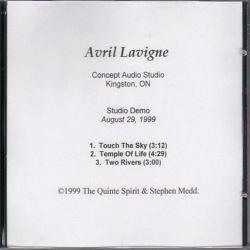 Touch The Sky - Avril Lavigne | Studio Demo