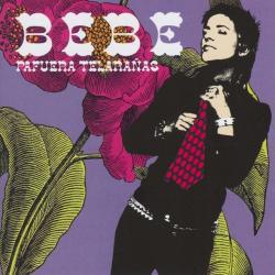 Disco 'Pafuera Telarañas' (2004) al que pertenece la canción 'Men Señara'