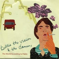 Disco 'The World According to Pablo' (2005) al que pertenece la canción 'A man from Argentina'