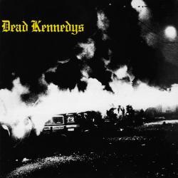 Disco 'Fresh Fruit for Rotting Vegetables' (1980) al que pertenece la canción 'Let's lynch the landlord'