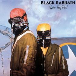 Disco 'Never Say Die!' (1978) al que pertenece la canción 'Johnny Blade'