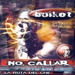 Disco 'La ruta del Ché: no callar' (1998) al que pertenece la canción 'Korsakov'