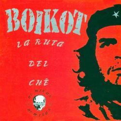 Disco 'La ruta del Ché: no mirar' (1997) al que pertenece la canción 'Llorarás'