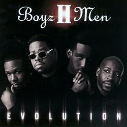 Disco 'Evolution ' (1997) al que pertenece la canción 'All Night Long'