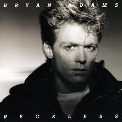 Disco 'Reckless ' (1983) al que pertenece la canción 'Ain´t Gonna Cry'