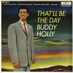 Blue days black nights - Buddy Holly | That'll Be The Day