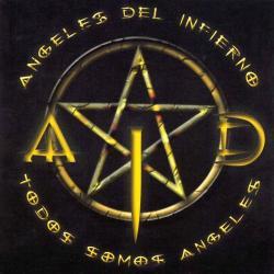 Disco 'Todos somos ángeles' (2003) al que pertenece la canción 'Shy Boy (loco por ti)'