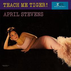 Disco 'Teach Me Tiger!' (1961) al que pertenece la canción 'Teach Me Tiger'