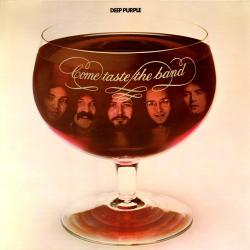Disco 'Come taste the band' (1975) al que pertenece la canción 'Drifter'