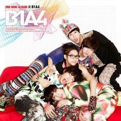 Disco 'It B1A4' (2011) al que pertenece la canción 'Beautiful Target'