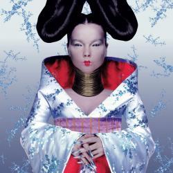 Disco 'Homogenic' (1997) al que pertenece la canción 'All Neon Like'