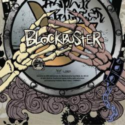 Disco 'Blockbuster' (2012) al que pertenece la canción '11:30'