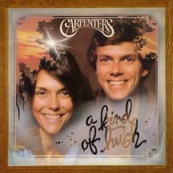 Disco 'A Kind of Hush' (1976) al que pertenece la canción 'Can't Smile Without You'