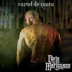 Disco 'Viejo Marihuano' (2016) al que pertenece la canción 'Leve'