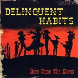 Disco 'Here Come the Horns' (1997) al que pertenece la canción 'Here Come The Horns'
