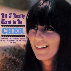 Disco 'All I Really Want to Do ' (1965) al que pertenece la canción 'Girl Don't Come'